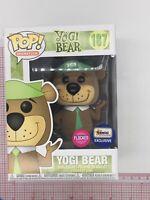 Funko Pop! Yogi Bear (Flocked) #187 - Gemini Exclusive G03
