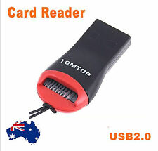 2* USB 2.0 Micro SD T-Flash TF Card Reader SDHC TF M2 Writer SD SDHC MS CF MMC