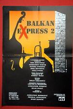 BALKAN EXPRESS 2 ANICA DOBRA 1983 EXYU MOVIE POSTER