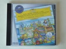 Ravel Bolero Debussy La Mer Pictures At An Exhibition Herbert Von Karajan DG CD