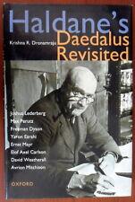 Haldane's Daedalus Revisited Human Genetics Biomedical Ethics Future Science