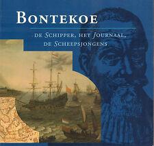 BONTEKOE (DE SCHIPPER, HET JOURNAAL, DE SCHEEPSJONGENS) - Karel Bostoen e.a.