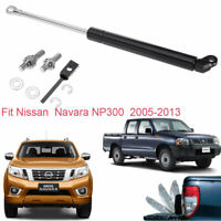 For Nissan Navara NP300 D40 2005-13 Tailgate Gas Assist Slowdown Struts Liftgate
