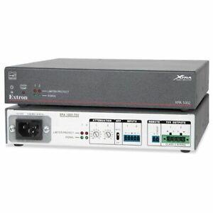 Extron XPA 1002 Plus 2 Channel Amplifier 60-849-21