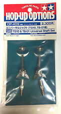 TAMIYA #53409 TG10 & TB-01 Universal Shaft Set NEW Vintage RC OP-409