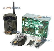 Telecamera a Batteria Fototrappola Originale ACORN Slot SIM Invio Email e MMS