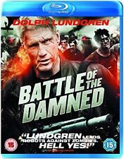 Battle of the Damned [Blu-ray] - DVD - New - Free Shipping.