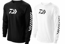 Daiwa Vector Print Long Sleeve T-Shirts