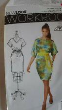 2012 New Look #0158/6120 Women's Dress pattern - sz 6-16