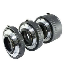 Auto Focus Macro Extension Tube For NIKON AF AF-S DX FX Lens D90 D60 D7000 D7100
