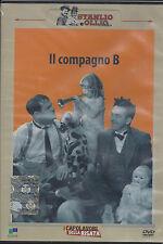 Dvd **STANLIO E OLLIO ♥ IL COMPAGNO B** nuovo sigillato 1932