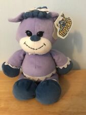 GUND THREADS LACEY THE LAMB PURPLE VIOLET SHEEP PLUSH DOLL FIGURE STUFFED ANIMAL
