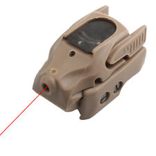Hunting Mini Laser Tactiacl Compact Laser Sight Micro Pistol Red Dot Sights
