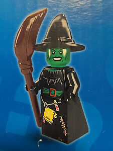 LEGO 8684 Minifigures Series 2 Witch New