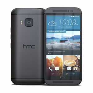 HTC One M9 3gb 32gb Gray 0r Gold Octa Core 5 HD Screen Android 4g LTE Smartphone