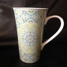 222 FIFTH LYRIA Tall Coffee Tea Cup Mug