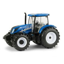 New Holland 1/32 Scale T6.175 Tractor Diecast Farm Toy Age 3+ ERT13902