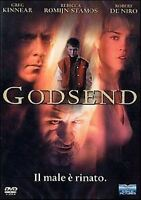 Godsend DVD Nuovo Sigillato Robert De Niro God Send