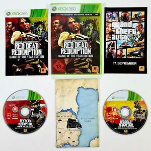 Rockstar XBOX 360 Spiel RED DEAD REDEMPTION Game of the Year dt Undead Nightmare
