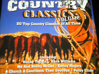 COUNTRY CLASSICS VOL.1 Various Artists CD 2001 20 Track