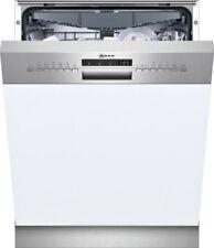 Neff s413k60s0e-Gi 3600 Kn-Dishwasher 60 Cm-Integrable-Stainless Steel