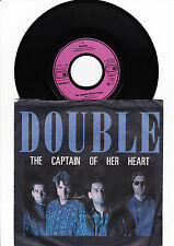 "7"" - Double-The Captain OF HER HEART ---"