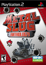 Metal Slug Anthology PS2 Great Condition Fast Shipping