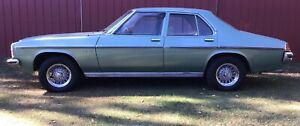 Holden HZ Premier 253 Auto one previous registered owner