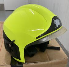 More details for drager hps7000 h1 fire helmet new firefighter fireman helmet