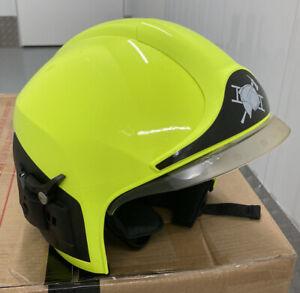 Drager HPS7000 H1 Fire Helmet NEW Firefighter Fireman Helmet