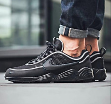 Nike Air Zoom Spiridon '16 Size UK 6 EU 39 926955-001 Black Anthracite
