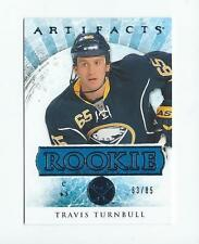 2012-13 Artifacts Sapphire #157 Travis Turnbull Rookie Sabres /85