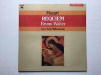LP MOZART Requiem BRUNO WALTER
