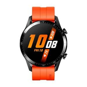 Huawei Watch GT2 2020 Sunset Orange 46mm 1.39 inch OLED Display NEW