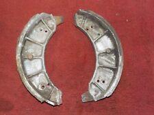 ALFA ROMEO 1900 Pair of Used Original BRAKE SHOES Part # 1358-53075 C3-B0