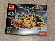 LEGO Technic Helicopter (9396) ***Brand New and Factory Sealed***