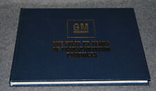 General Motors Gm The First 75 Years of Transportation Products 1983