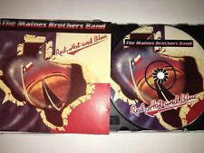 Maines Brothers Band Red,Hot and Blue CD Dixie Chicks Lubbock,TX
