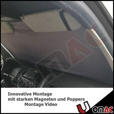 Innen Gardine Sonnenschutz Camping Vorhang Grau für Mercedes Vito W639 2003-2010