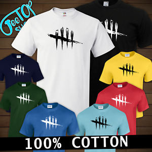 New Dead By Daylight Horror Inspired Game Tshirt 8 Colors kids 5yrs-adult S-5XL