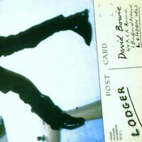 DAVID BOWIE - LODGER [REMASTER] NEW CD