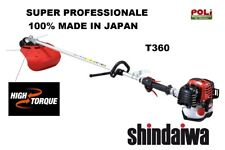 DECESPUGLIATORE SHINDAIWA T360T COPPIA CONICA HIGH TORQUE SUPER PROFESSIONALE