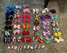 Baby/Toddler Of 50 Bows/Clips