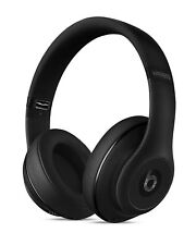 Beats by Dre Studio Wireless Bluetooth Headphones - Matte Black