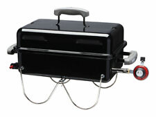 Weber Go Anywhere 1 burners Propane Grill Black 6800 Btu