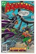 Aquaman #63 (Vf/Nm) Ocean Master Appearance! 1978 High Grade! Last Issue! 1978