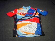TOTAL PETROCHEMICALS AUSSIE BPMS150 Cyclist Jersey Size Small Club Cut