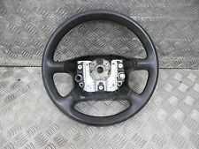 VOLKSWAGEN GOLF S 2002 4 SPOKE VW STEERING WHEEL IN BLACK