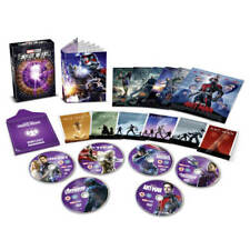 Marvel Studios Collectors Edition-Phase 2 Blu Ray Box Set