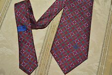 CELINE PARIS SILK TIE MINT